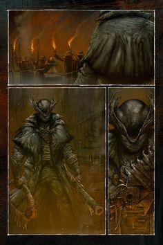 11225419_1612526135694336_4180462265694765777_o.jpg (640×960) Bloodborne Concept Art, Bloodborne Art, Old Blood, Dark Blood, Dark Souls Art, Soul Game, Videogames, Uriah, Game Art