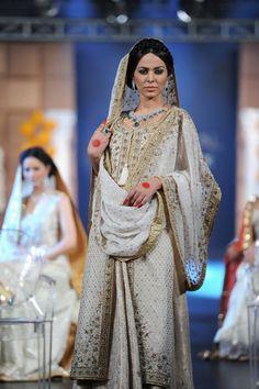 GOLD by Raema Malik 2012 #gold #indian #creme #salwar #raema_malik