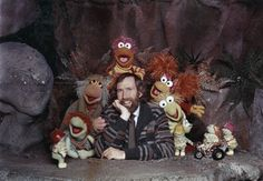 Dance your cares away.  Worries for another day! Let the music play, down in Fraggle Rock!