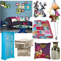 1000 images about funky home decor on pinterest funky for Funky decorations for the home
