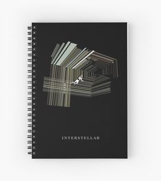 Interstellar Cahier à spirale #interstellar #nolan #film #movie #cinema #sciencefiction #scifi #scifimovie #creation #movieposter #notebook #minimalist Interstellar, Spiral Notebooks, Film, Cinema, Movie Posters, Movie, Movies, Film Stock, Film Poster