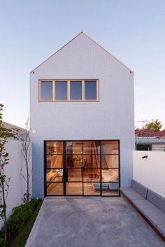 High House renovation by Dan Gayfer Desig