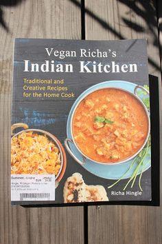 Vegan ohne Soja: Buchrezension: Vegane Indische Küche von Richa Hin...