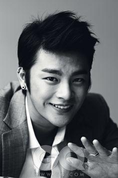 Seo In Guk – GQ Magazine June Issue '12