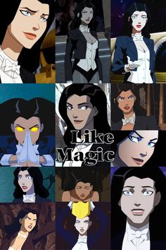 Young Justice: Zatanna