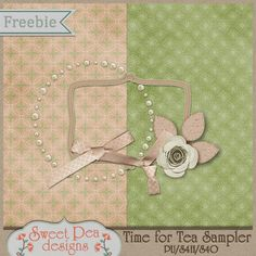 Happy iNSD Weekend! Turtle-ly Blossom Freebie 7