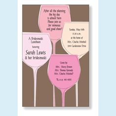 wine tasting bridal shower party invitations cocktail party invitation bridal shower wine wine parties
