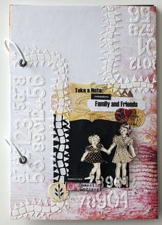 Scrap Art Zine - Der Blog zum Magazin: SAZ X-Mas Blog Candy - #5 - 7 Dots Studio - by Stephanie Shutze