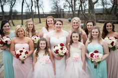Mint and Petal Wedding