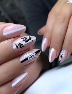 Fabulous Nails, Perfect Nails, Long Nail Designs, Nail Art Designs, Cute Nails, Pretty Nails, Hair And Nails, My Nails, Fall Nails