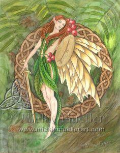 Rowan Tree Tattoo   Rowan Tree Fairy