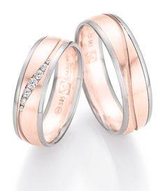 Details zu 2 Silber 925 Trauringe Eheringe Partnerringe Diamant