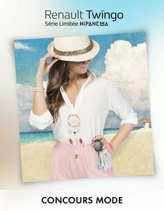 Votre box bijoux Twingo Hipanema - Elle