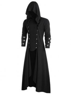 Mode Steampunk, Gothic Steampunk, Plus Size Halloween, Adult Halloween, Couple Halloween, Victorian Costume, Medieval Costume, Long Jackets, Style Vintage