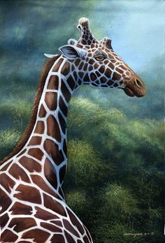 There are original African artists - and there is Geoffre Mugwe. In a class by himself, Mugwe has aligned himself with one particular gallery in Nairobi and Kenyan Artists, African Artists, Giraffe, Nairobi, Gallery, Awesome, Artwork, Animals, Felt Giraffe