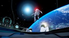 Oculus launch-exclusive Adr1ft nows lets you get lost in space on HTC Vive