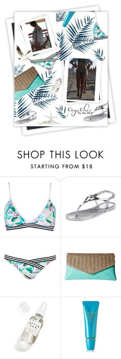 """""""Me"""" by theitalianglam ❤ liked on Polyvore featuring GALA, Topshop, Stuart Weitzman, Jessica McClintock, Herbivore and Shiseido"""