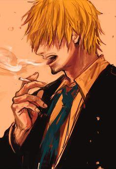 Sanji Vinsmoke - One piece One Piece Manga, One Piece 3, One Piece Seasons, One Piece World, One Piece Fanart, One Piece Luffy, Manga Anime, Anime In, Sanji Vinsmoke