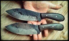 forged nessmuk knife