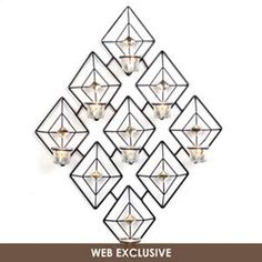 Large tealight holder copper kitchen pinterest apartments diamond gem tealight holder mozeypictures Image collections