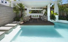 Gartenpool – hier können Sie Ihr Schwimmvergnügen richtig ausleben
