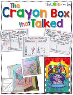 The Crayon Box that