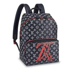 90775198e256 Louis Vuitton Discovery Backpack PM Monogram Upside Down Canvas