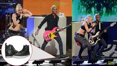 When No Doubt's Tony Kanal needed new vegan shoes for the NFL kick off show we were excited to send  him our newest styles. He loved our new Jared and Adam high top vegan sneakers.
