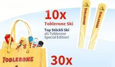 Gewinne mit #Toblerone und ein wenig Glück 2 mal ein Weekend für zwei Personen in St. Moritz, 10 x ein Stöckli Ski mit Toblerone Logo, und 30 mal ein Schoggi-Paket. https://www.alle-schweizer-wettbewerbe.ch/gewinne-ein-weekend-stoeckli-ski-und-mehr/
