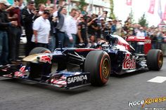 Max Verstappen City Racing