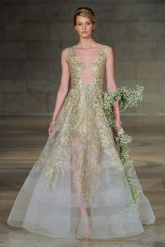 Reem Acra - Bridal Collection - Look 23
