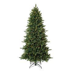 Twiggy Slim Spruce Christmas Tree