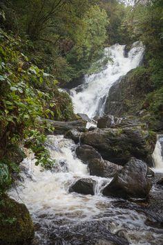 Torc Waterfall, Killarney National Park, Cloghereen Upper Kerry_ Ireland