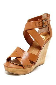 Pavana Wedge Sandal