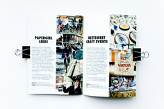 ImagineThat: Issues #1 and #2 by Sarah Pritchard, via Behance
