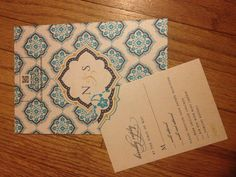 Wedding invitation, wedding paper divas.