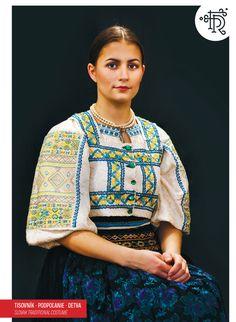 Tisovnik, Podpolanie, Slovakia Tribal Dress, Wedding Costumes, Folk Embroidery, Folk Costume, Festival Wear, Traditional Dresses, Dance Wear, Product Launch, Saree