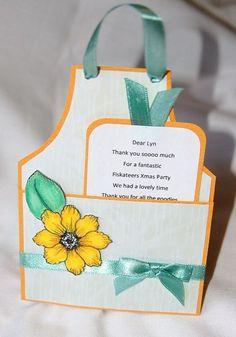 Anna's Apron Card