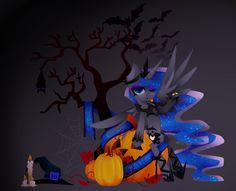 Happy (late) Halloween! by Zmei-Kira.deviantart.com on @DeviantArt