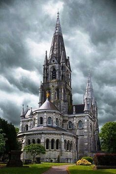Church in Cork City, Ireland. I've never heard of Cork City, but this church is gorgeous - would love to see it in person! Cork City Ireland, Ireland Travel, Dublin Ireland, Places To Travel, Places To See, Travel Destinations, Places Around The World, Around The Worlds, Beautiful World