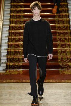 Border trend   Pringle of Scotland Fall 2016 Menswear Collection Photos - Vogue