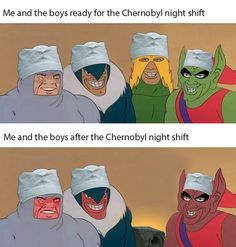 Funny And Interesting Chernobyl Nuclear Disaster Memes 350 Funny And Interesting Chernobyl Nuclear Disaster Memes 3 Funny Cartoons, Funny Memes, Humans Meme, Chernobyl Disaster, Nuclear Disasters, Wow Facts, Hilario, Memes Of The Day, History Memes