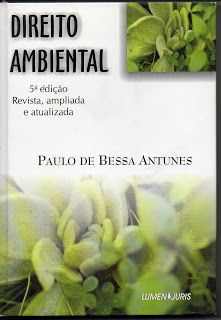Sebo Felicia Morais: Direito Ambiental
