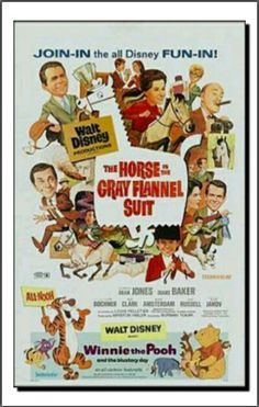 The Horse In The Gray Flannel Suit (1968)
