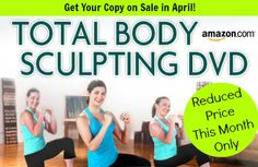 Shop the amazon.com fitness sale to save almost 50% on Coach Nicole's workout DVDs--this month only!