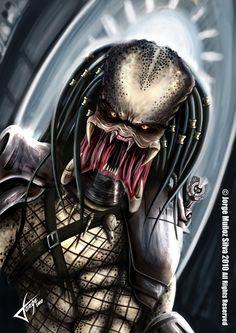 Predator - sixfrid.deviantart.com