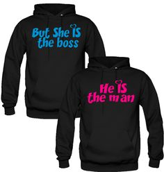 Designer Clothes, Shoes & Bags for Women Cute Couple Hoodies, Matching Hoodies For Couples, Poses Photo, Best Friend Outfits, Matching Couple Outfits, Men Design, Look Cool, Crew Neck Sweatshirt, Couple Things