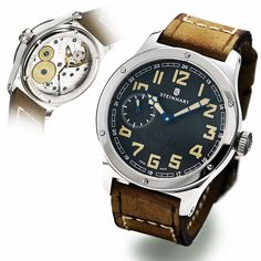 MILITARY 47 - Further Models - Steinhartwatches