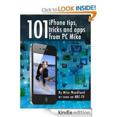 FREE today: 101 iPhone Tips, Tricks and Apps from PC Mike