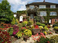 Lovely Garden Layout Design For Minimalist Home